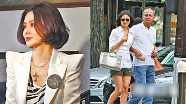 关之琳否认4月嫁富豪男友:结婚不会低调资讯生活